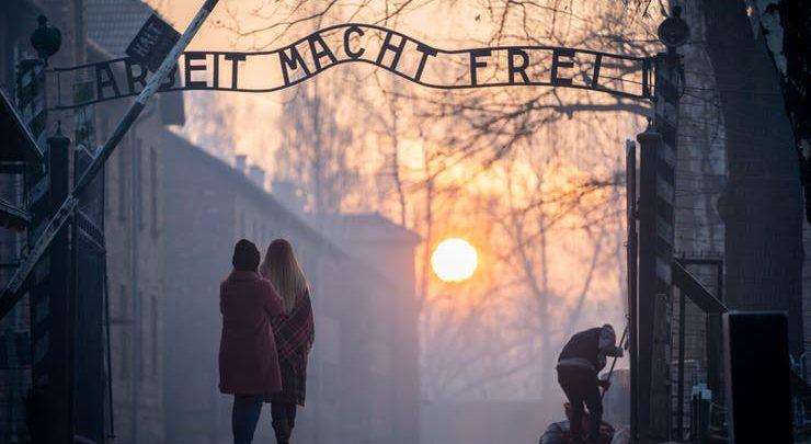 El campo de concentración nazi sigue siendo visitado por los sobrevivientes.