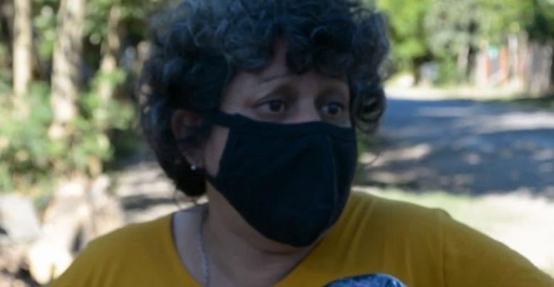 vecina Karina Sanchez
